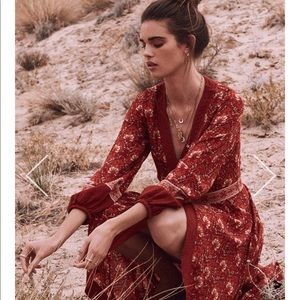 Spell & The Gypsy - Jewel Soirée Dress in Copper